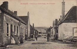 S44-003 Les Bordes - Villemaur Sur Vanne - Rue Principale - Other Municipalities