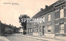 Statiestraat - Eernegem - Ichtegem