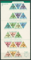 Australien 1994 Känguruh Folienblatt 1443/50 FB Postfrisch (C27154) - Ungebraucht