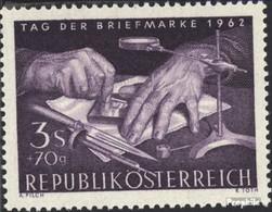 Österreich 1127 (kompl.Ausg.) Gestempelt 1962 Tag Der Briefmarke - 1945-.... 2. Republik