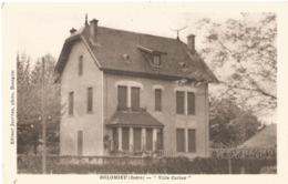 "DOLOMIEU - ""Villa Cartan"" - France"