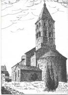 CPA VAREILLES -église - Autres Communes