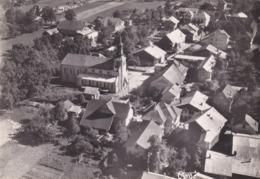 CPSM.  15 X 10,5  -  3 -  SCIONZIER  -  Vue Aérienne Quartier De L'Eglise - Scionzier