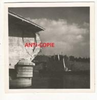WW2 PHOTO ORIGINALE ALLEMANDE Pont Ko à VILLENEUVE SAINT GEORGES LE ROI Près Ablon Sur Seine VAL DE MARNE 94 - 1939-45