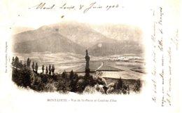 MONT-LOUIS - Vue De St Pierre Et Cambre D'Aze - Frankreich