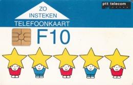 HOLANDA. NAVIDAD. Dick Bruna, Postkantoor Kerstkaart - Dick Bruna, Post Office Christmas Card. 1995. CKD052. (090) - Natale