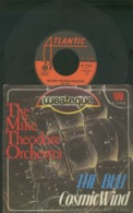 THE MIKE THEODORE ORCHESTRA -THE BULL -COSMIC WIND -DISCO VINILE 45 GIRI - Clásica