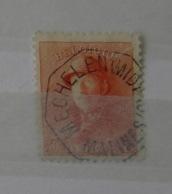Roi Casqué COB 173 Belle Oblitération Télégraphique Mechelen ( Midi ) - 1919-1920 Roi Casqué