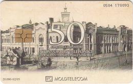 MOLDOVA - Passaj, Moldtelecom Telecard 50 Units, Tirage 20000, 02/05, Used - Landschaften