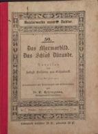 Das Marmorbild, Joseph Von Eichendorff 1889. - Boeken, Tijdschriften, Stripverhalen