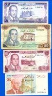 Maroc 4  Billets - Morocco