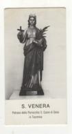 Santino Antico Santa Venera Vergine E Martire Da Taormina - Messina - Religion & Esotérisme