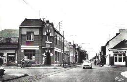 Roeulx Près Lille Rue J Jaurès Café De Paris Et Pharmacie - Francia