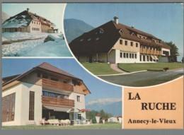 """CPM 74 - Annecy - Le Vieux - Les Glaisins - Centre Féminin De Réadaptation Professionnelle """"La Ruche"""" - Annecy"""
