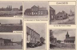 Gages  (( Multivues )) - Brugelette