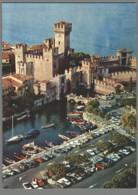 CPM Italie - Sirmione - Lago Di Garda - Veduta Dall'aereo - Vigevano