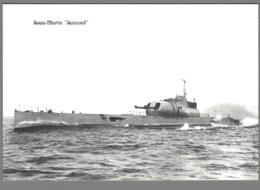 CPM Sous Marin - Surcouf - Onderzeeboten