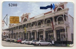 ZIMBABWE REF MV CARDS ZIM-39 200$ Bulawayo Gallery - Simbabwe
