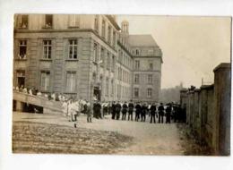 57-4093 METZ Cachet De L'Hôpital Des Forts Musique Carte Photo - Metz