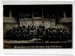 57-4094 DIEUZE Musique Orgue Orchestre Carte Photo - Dieuze