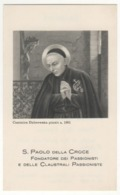 Santino Antico San Paolo Della Croce - Religion & Esotérisme