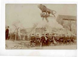 57-4103 1870 Carte Photo - France