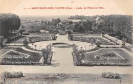 61 - MORTAGNE-SUR-HUISNE - Jardin De L'Hôtel De Ville - Mortagne Au Perche