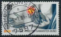 BRD 1988 Nr 1394 Zentrisch Gestempelt X851326 - [7] Repubblica Federale