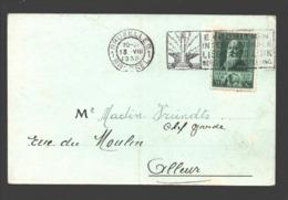 Union Hypothécaire - Fonds De Garantie - 1930 - Carte Postale - Banque & Assurance