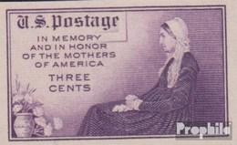 USA 362BS (kompl.Ausg.) Ungebraucht 1934 Muttertag - Ungebraucht