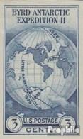 USA 359B (kompl.Ausg.) Ungebraucht 1934 Nationale Briefmarkenausstellung - Ungebraucht