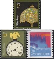 USA 4377,4410,4433 (kompl.Ausg.) Postfrisch 2008 Design, Küste - Ongebruikt