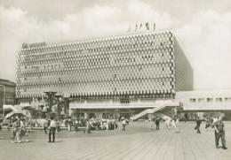 AK Ost-Berlin: Alexanderplatz Mit Centrum-Warenhaus, Beschrieben, Ungelaufen 1972 - Deutschland