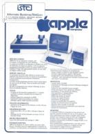 Publicité Apple Computer, Ca 1981 - Technical