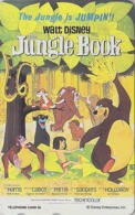 TC NEUVE Japon  / 110-193971 - DISNEY - Série MOVIE POSTER COLLECTION F7 - JUNGLE BOOK MOWGLI - Japan MINT Phonecard - Disney