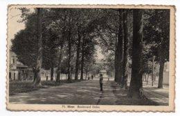 BELGIQUE - MONS - Boulevard Dolez - Animée (B41) - Mons