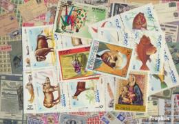 Oman Briefmarken-25 Verschiedene Marken - Oman