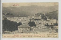 Levanto - Dettaglio Panorama (parte Della Marina Di Levante) - La Spezia