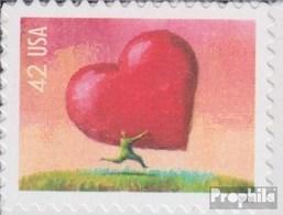 Etats-Unis 4378BA (complète.Edition.) Neuf Avec Gomme Originale 2008 Cœur - Ongebruikt