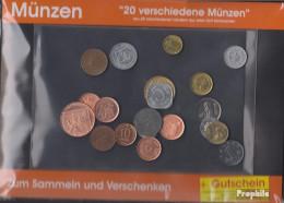 Alle Welt Münzen-20 Verschiedene Münzen - Lots & Kiloware - Coins