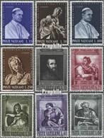 Vatikanstadt 450-453,454-458 (complète.Edition.) Neuf Avec Gomme Originale 1964 Exposition Universelle, Peintures - Ongebruikt