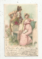 Cp, Illustrateur , Signée TUCK ,n° 149 ,couple , Voyagée 1902 , Dos Simple , Voir Timbres Et Oblitérations ALTKIRCH - Tuck, Raphael