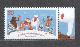 Deutschland BRD **  3504 Weihnachten 2019  Neuausgabe 2.11.2019 - [7] República Federal