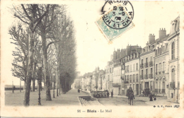 Blois, Le Mail - Blois