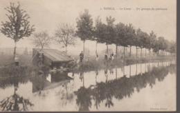 VONCQ - LE CANAL - UN GROUPE DE PECHEURS - Other Municipalities