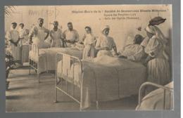 24158 - HOPITAL ECOLE  PARIS - Weltkrieg 1914-18
