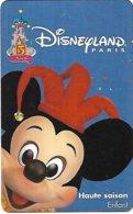 @+ Passeport Disneyland Paris - 5 Ans - Enfant Mickey - Toegangsticket Disney