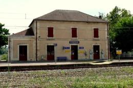 Peyrehorade (40)- Gare (Tirage Limité) - Peyrehorade