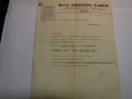 MONZA   ---   DITTA OGGIONI CARLO ---    ARTICOLI IN PELLE - Italy