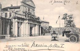BAYONNE PORTE DE FRANCE  13-0808 - Bayonne